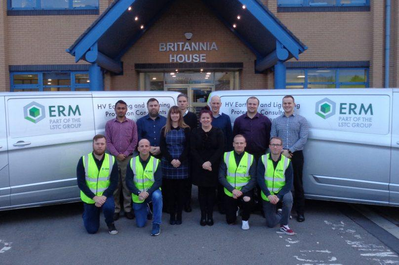 The ERM Team - Earthing - Lightning Protection